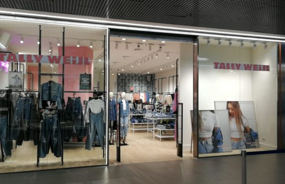 New opening!!! Al Centro Commerciale Ciclope nuova apertura TALLY WEiJL