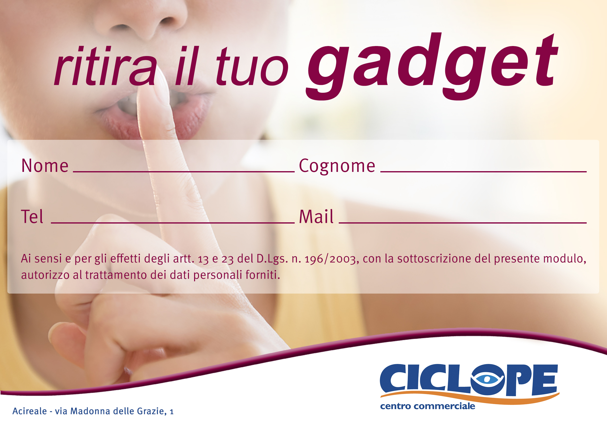 flyer fronte