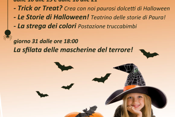 "HAPPY HALLOWEEN "" dolci, giochi e tanto divertimento"""